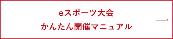 eスポーツ大会かんたん開催マニュアル